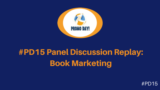 #PD15 Panel Discussion Replay: Book Marketing