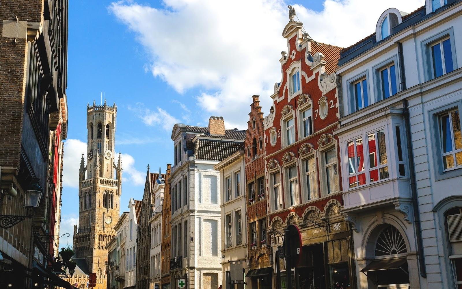 Travel & Adventures: Bruges ( Brugge ). A Voyage To Bruges