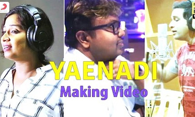 Adhagappattathu Magajanangalay – Yaenadi Making Video | D. Imman