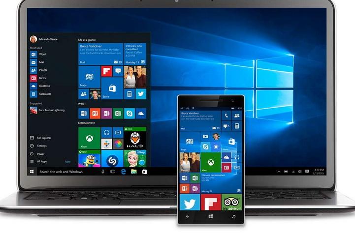 преимущества системы Windows 10