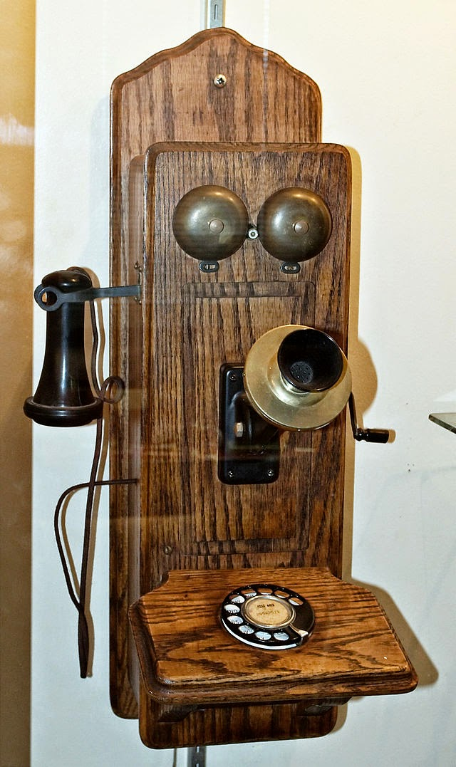 Oldest phone in history