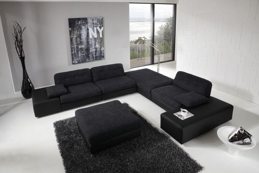One Hundred Home Black Coffee Table Decorating Ideas