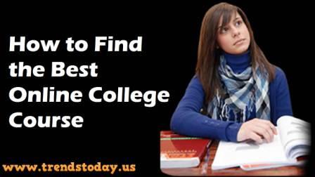 study courses online