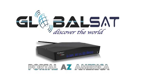 Resultado de imagem para GLOBALSAT GS300 DIAMOND  PORTAL AZAMERICA