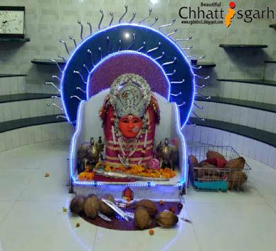 Ganga Mata Temple Balod Jhalmala