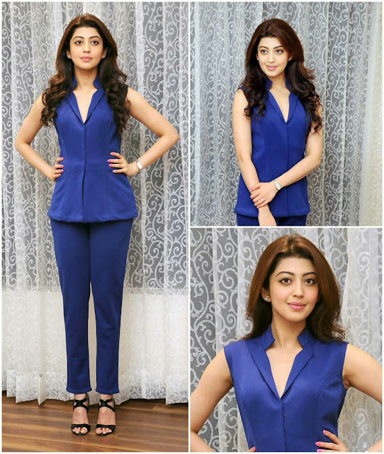 Actress Pranitha Subhash Latest Pics