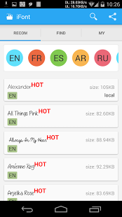 iFont Apk Android App