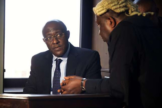 Olisa Metuh asks judge to disqualify himself from his trial