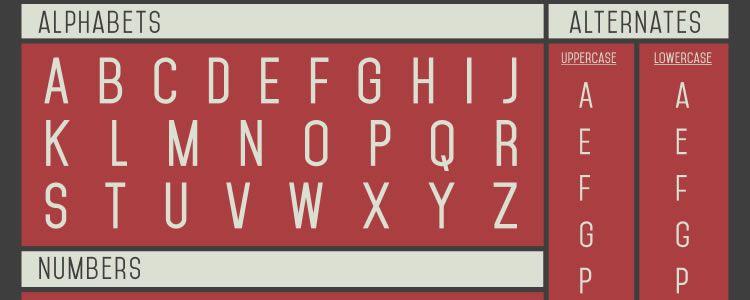 Best Free Fonts 2017