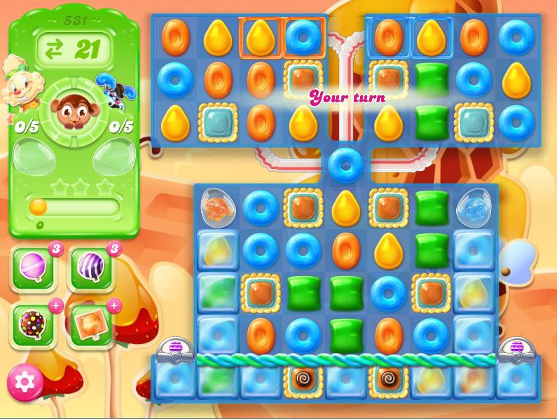 Candy Crush Jelly Saga 531