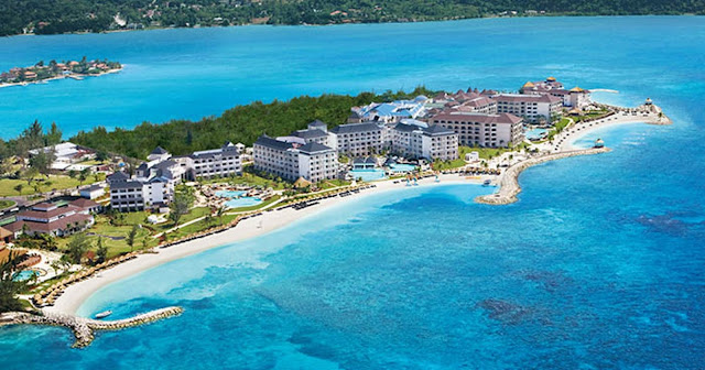 Secrets St. James Montego Bay - Luxury All Inclusive, set on a peninsula surrounded by the colors of the Caribbean. This quiet AAA Four Diamond resort offers adults the pinnacle of relaxation & romance and all the privileges of Unlimited-Luxury®.