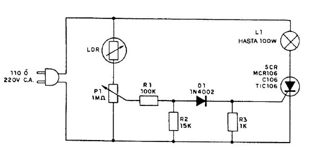 Schema Elettrico Per Recinzioni : Solidworks diseÑo y proyectos circuito de lampara magica