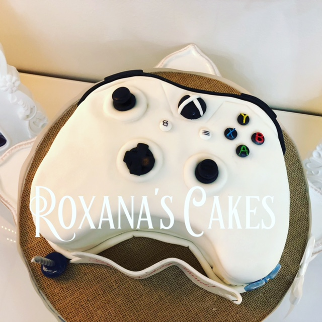 Xbox One Controller Cake Happy Birthday Hanoi