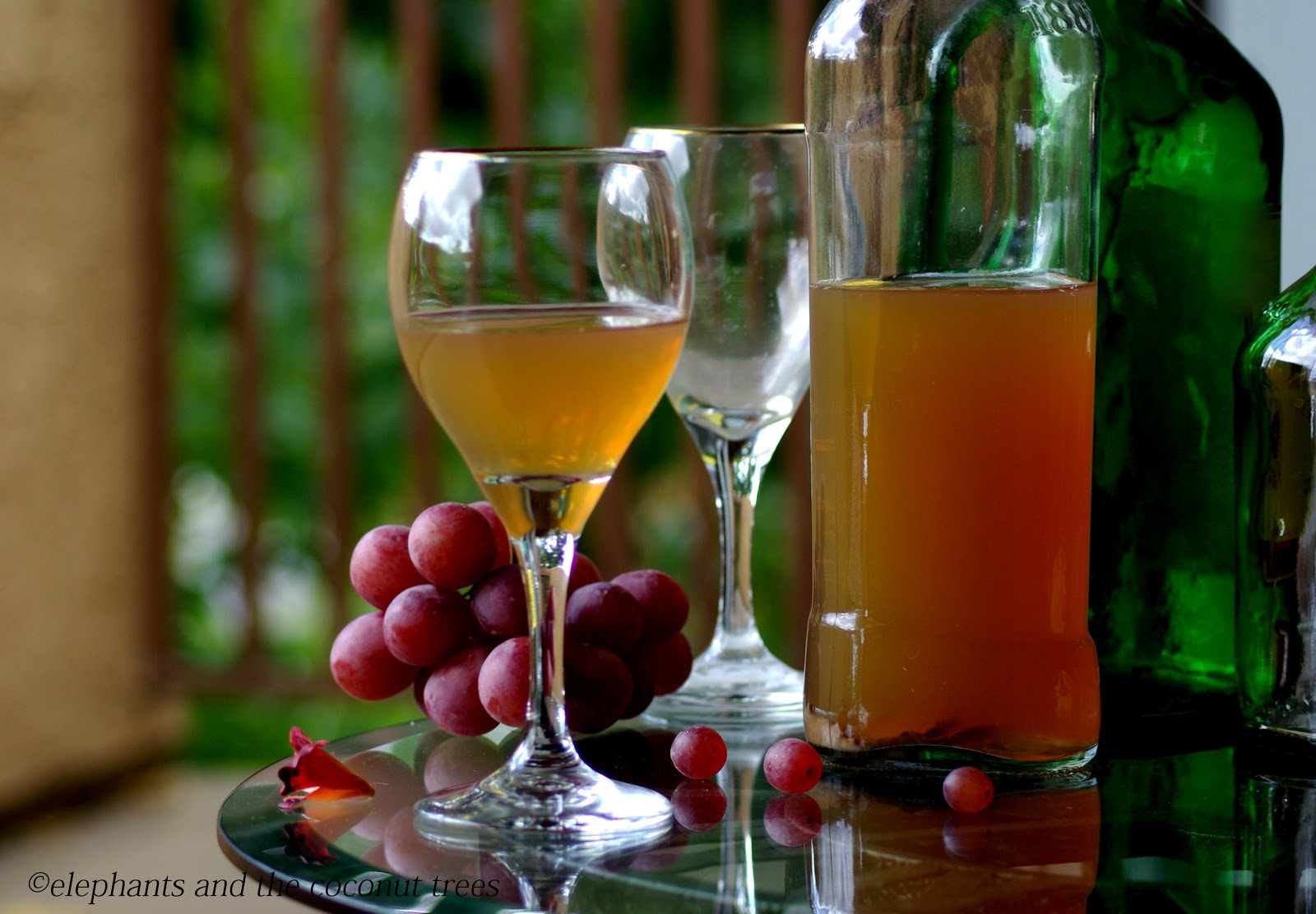 Red Grape Cake Recipe