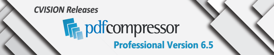 cvision pdf compression software download