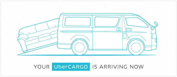UberCARGO逆境中上路,貨運服務香港首登場