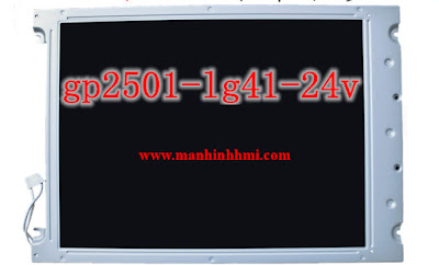 Sửa chữa, thay thế LCD Hmi Proface GP2501-LG41-24V