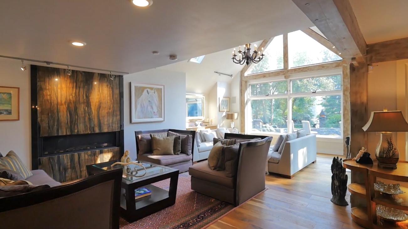 Luxury Home Interior Design Tour vs. 301 Buffalo Street, Banff, AB - Sotheby's International Realty Canada
