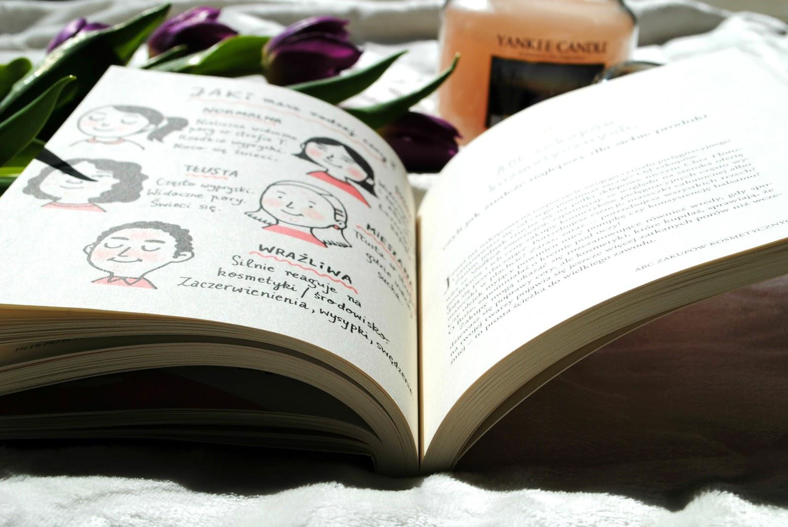 Sekrety urody koreanek, książka, recenzja beautypediapatt