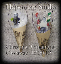 Christmas Ornament Giveaway