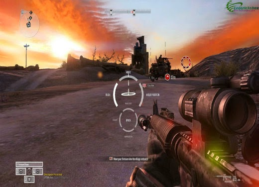 PC Game : Flashpoint- Red River Reloaded 3
