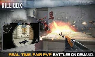The Kill Box Game Fps Multiplayer.