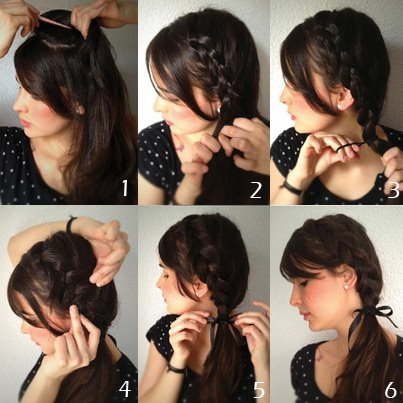 5 Uber Chic Hairstyles To Try Sport This Summer