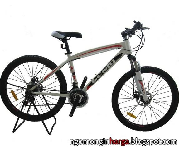 Harga Sepeda Gunung Genio MTB 26 Soulbeat