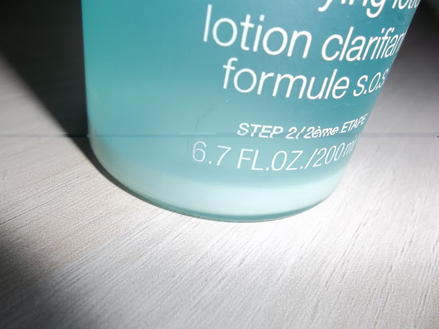 Lotion Clarifiante Formule S.O.S. Anti- Blemish Solutions - Clinique