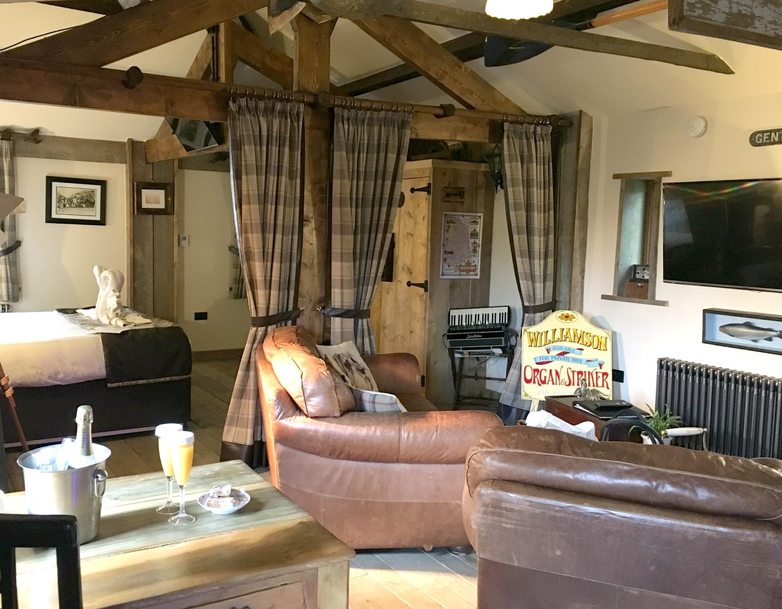 Wedding Anniversary Stay at the South Causey Inn, County Durham
