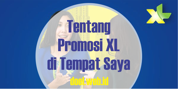 promosi XL