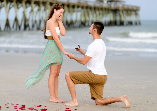 Top 10 romantic ways to propose to a girl
