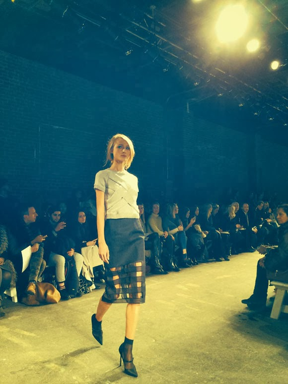 Beautybysw.blogspot, NYFW front row