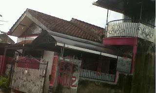 Dijual rumah 2 lantai di Permata Biru Sukarame, Lampung