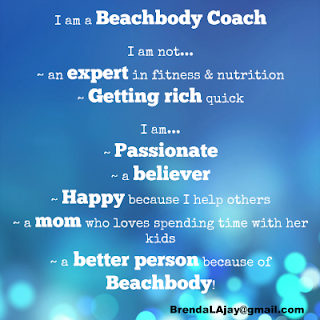 Work from home and get paid to get fit. Become a Beachbody health and fitness coach. #WAHM #SAHM #homebusiness