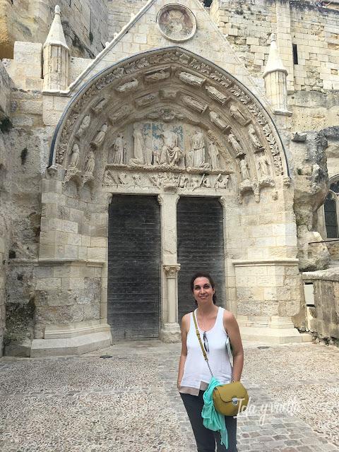 Lugares sorprendentes Saint-Emilion