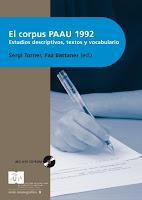 El corpus PAAU 1992