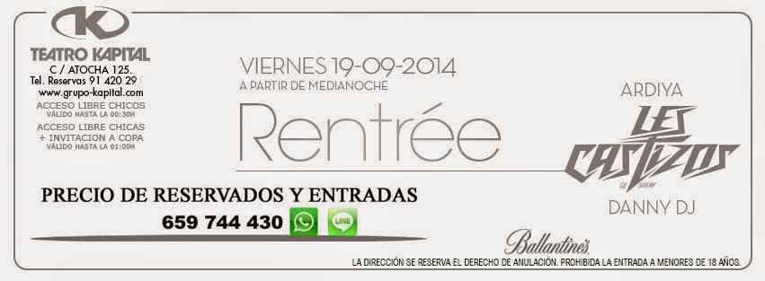 Discotecas Gratis Madrid 659 74 44 30 Whatsapp 659 744