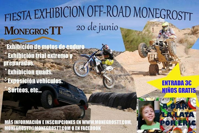 FIESTA EXHIBICION MONEGROSTT 20 JUNIO, BARANJARATUBE