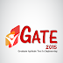 GATE 2015 Online Registration
