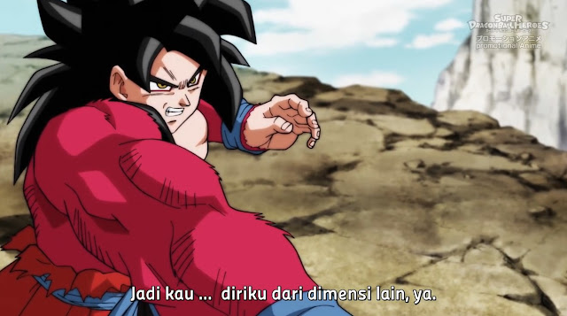 Dragon Ball Heroes Episode 01 Subtitle Indonesia