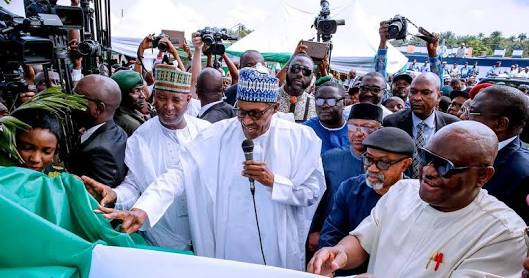 PDP Accuses Buhari Of Trying To Take Credit For Their Project