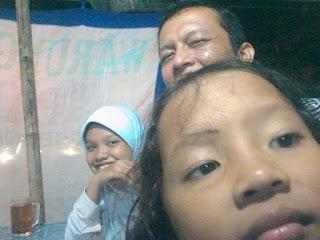 Kang Hasan: enjadi orang tua itu belajar