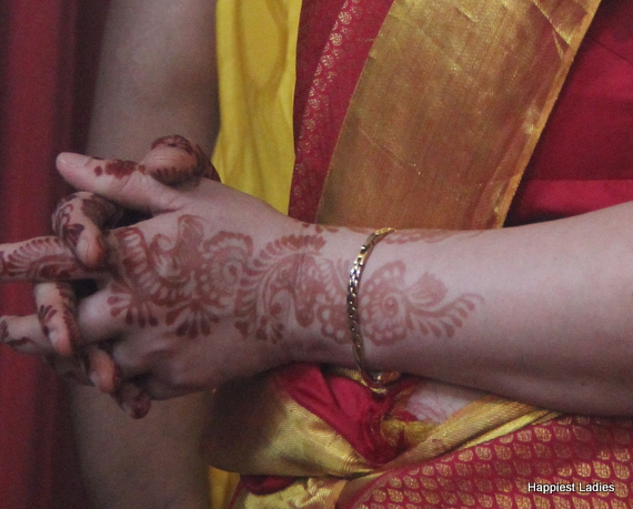 mehendi indian wedding