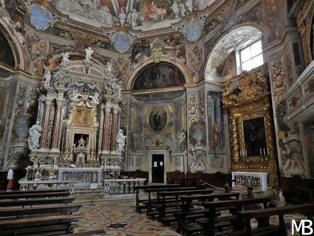 chiesa di Santa Maria della Carità brescia