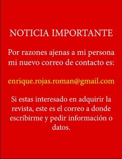 NOTICIA IMPORTANTE