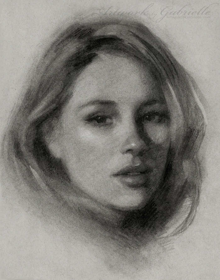05-Gabrielle-Brickey-Strength-and-Purpose-through Charcoal-Portraits-www-designstack-co
