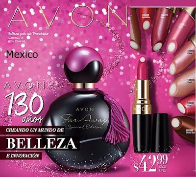 Avon Cosmeticos Campaña 13 2016