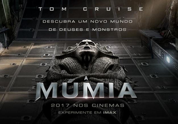 Capa A Múmia (2017) Torrent Dublado 720p 1080p 5.1 Baixar