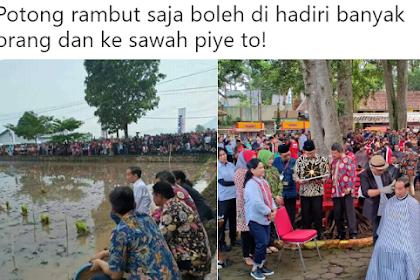 Jokowi Boleh Potong Rambut di Luar dan Dihadiri Banyak Orang, Bawaslu Minta Kegiatan Sandi Diadakan di Ruang Tertutup